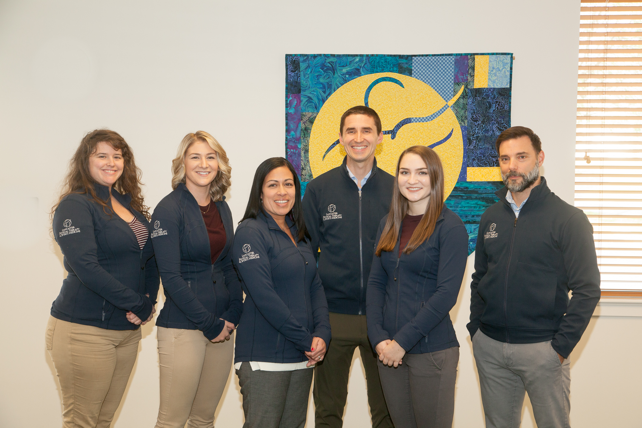 lancaster physical therapy staff